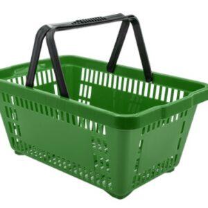 Cesto Para Supermercado/Conveniências 6,5 litros com alça plástica